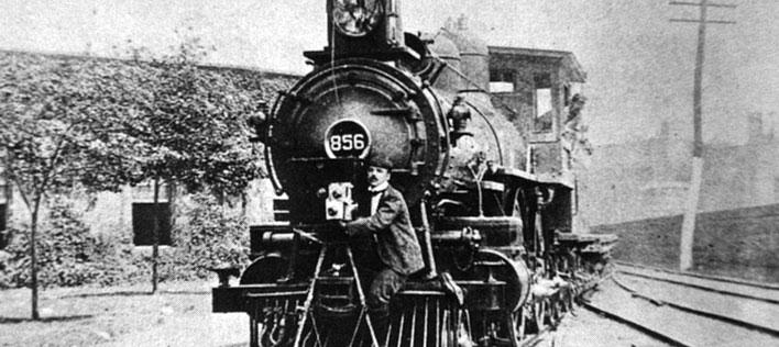 opérateur train